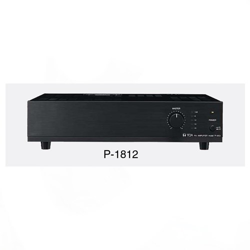 Toa P-1812 ER Power Anfi 120 Watt 100 Volt