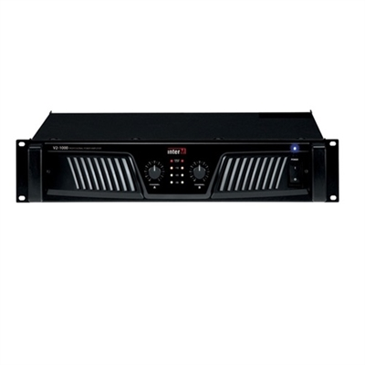 İNTER M V2-1000 POWER AMFİ 600 WATT